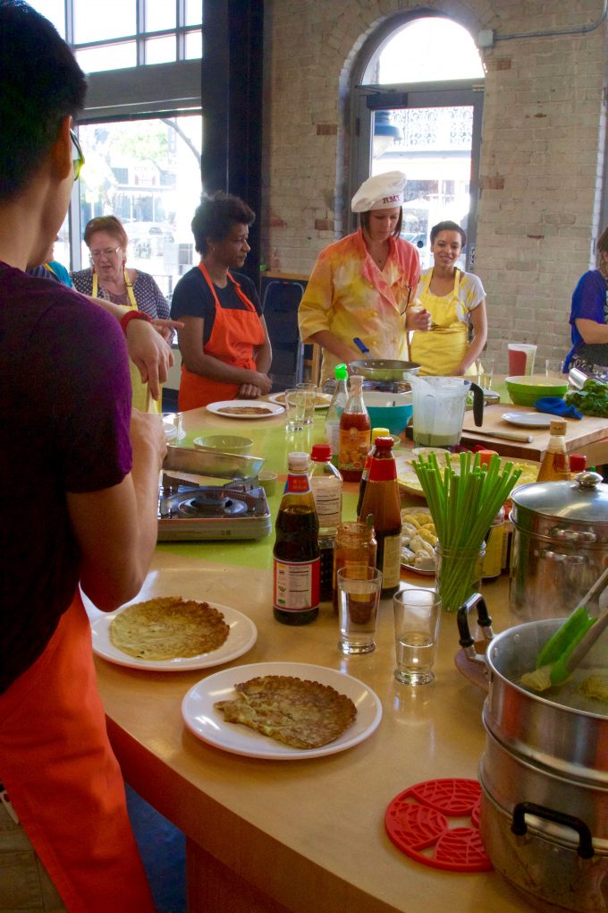 Hipcooks Cooking Class