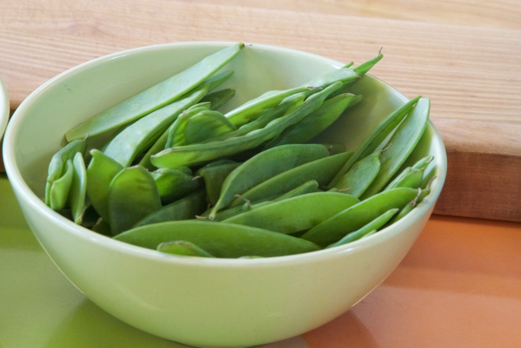 Hipcooks fresh snow peas