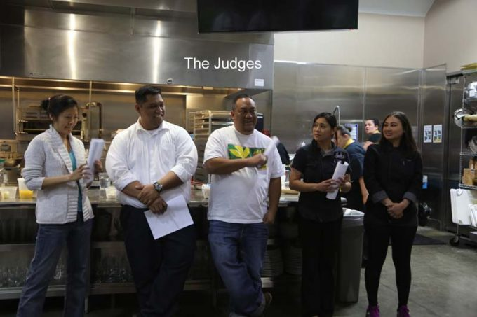 Surfas 6-Week Professional Cooking Classes (Level 2) + Team Cooking Competition judges