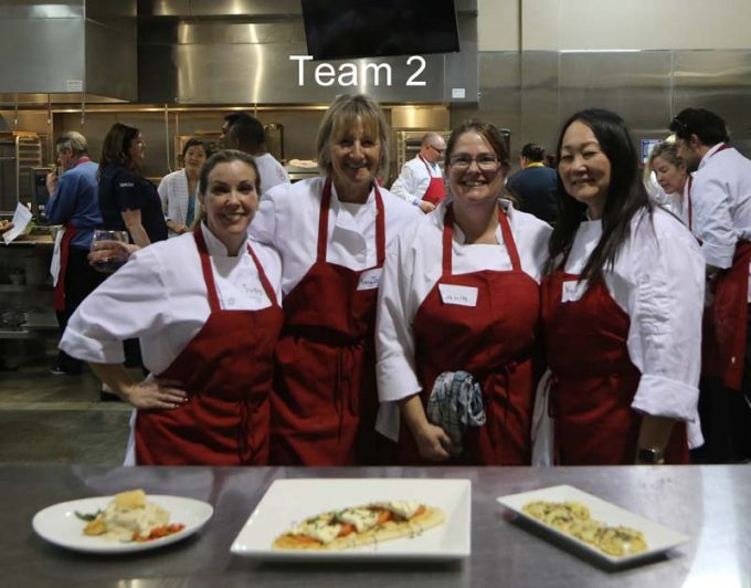 Surfas 6-Week Professional Cooking Classes (Level 2) + Team Cooking Competition team2