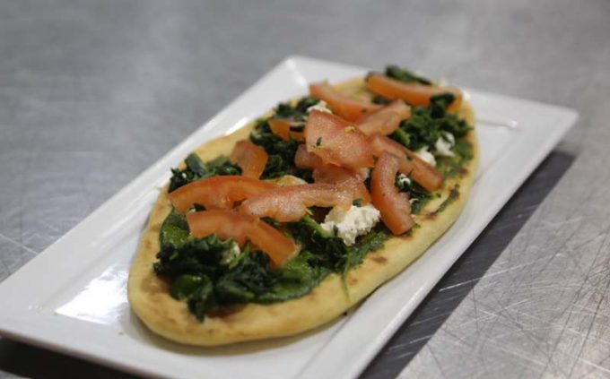 Surfas 6-Week Professional Cooking Classes (Level 2) + Team Cooking Competition flatbread