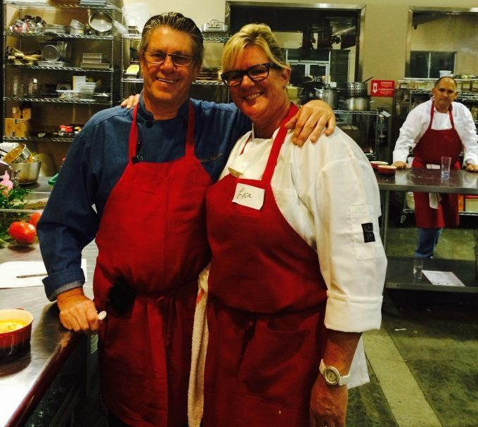 Surfas Professional Cooking Classes - Series One Chef and I