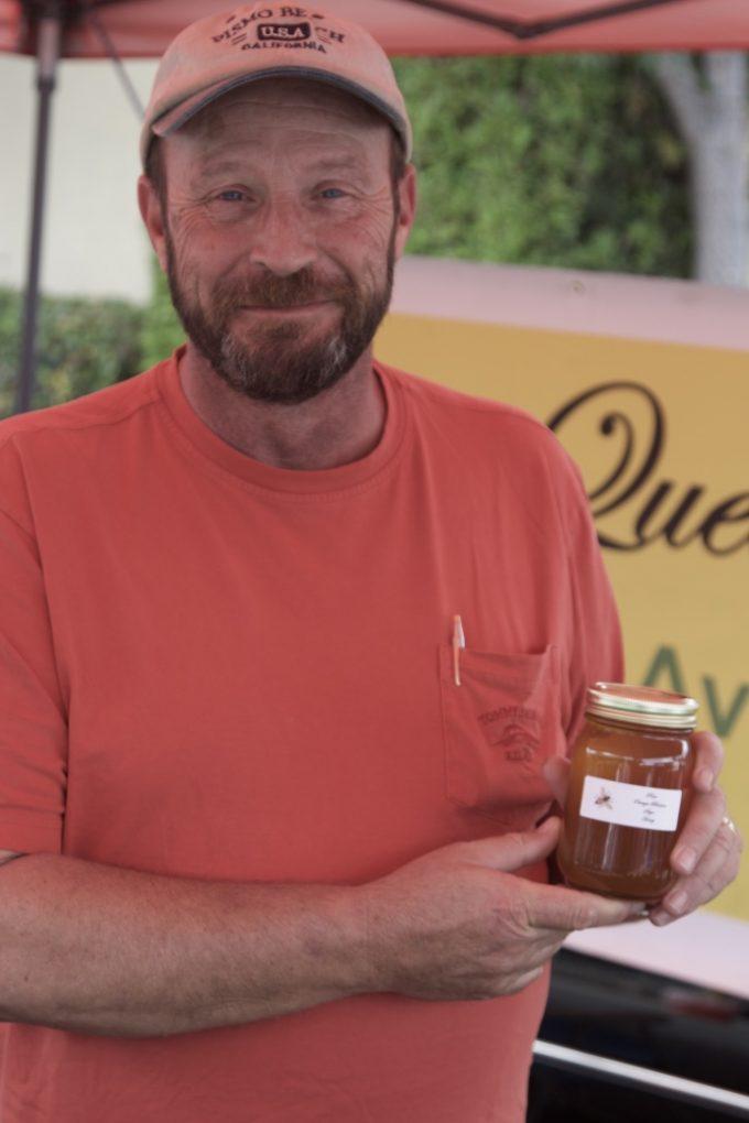 San Juan Capistrano Certified Farmers Market Queen Bee