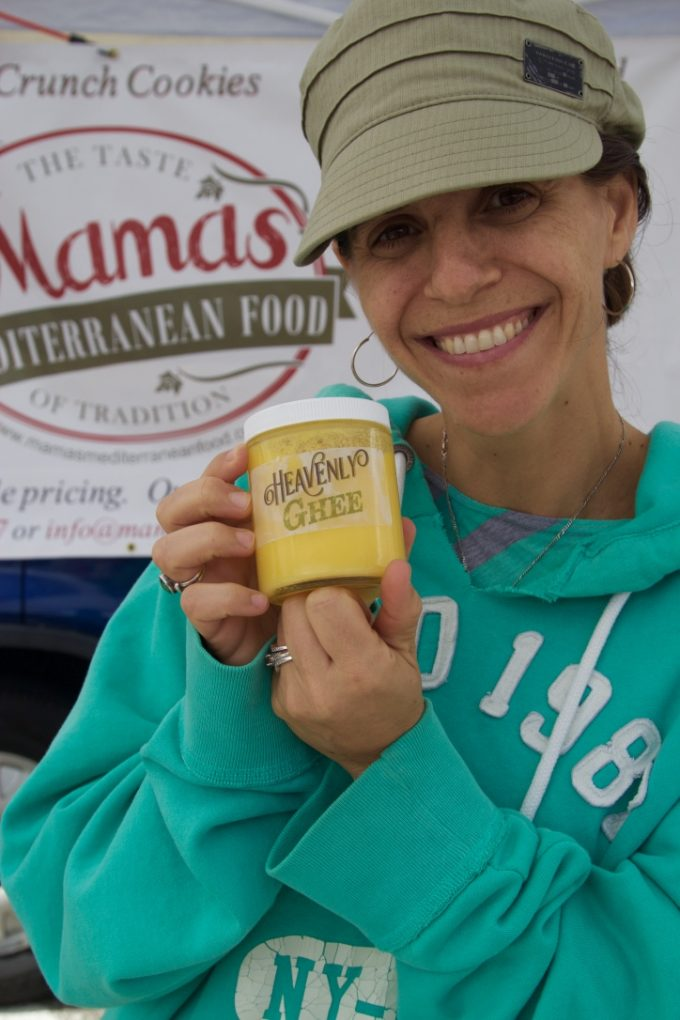 San Juan Capistrano Certified Farmers Market Sonia and Her Heavenly Ghee