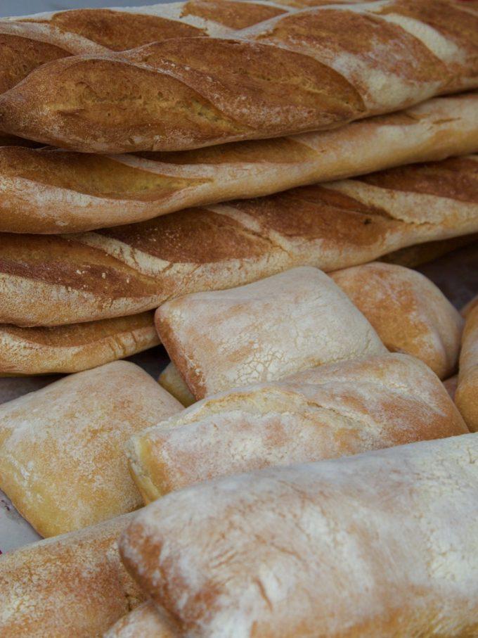 San Juan Capistrano Certified Farmers Market Bread Bar