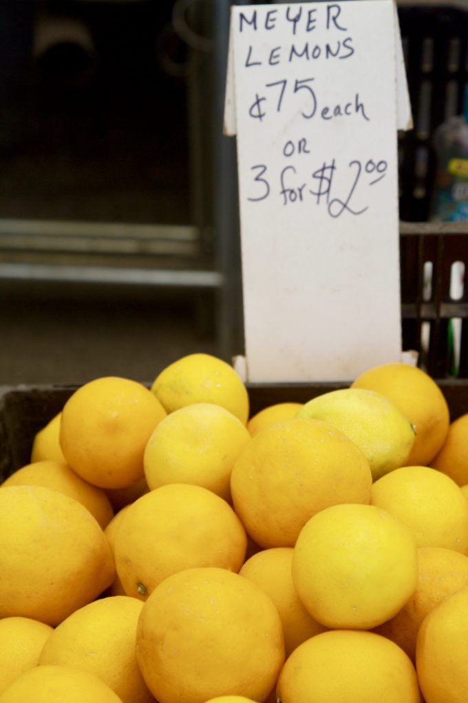 San Juan Capistrano Certified Farmers Market meyer lemons for sale