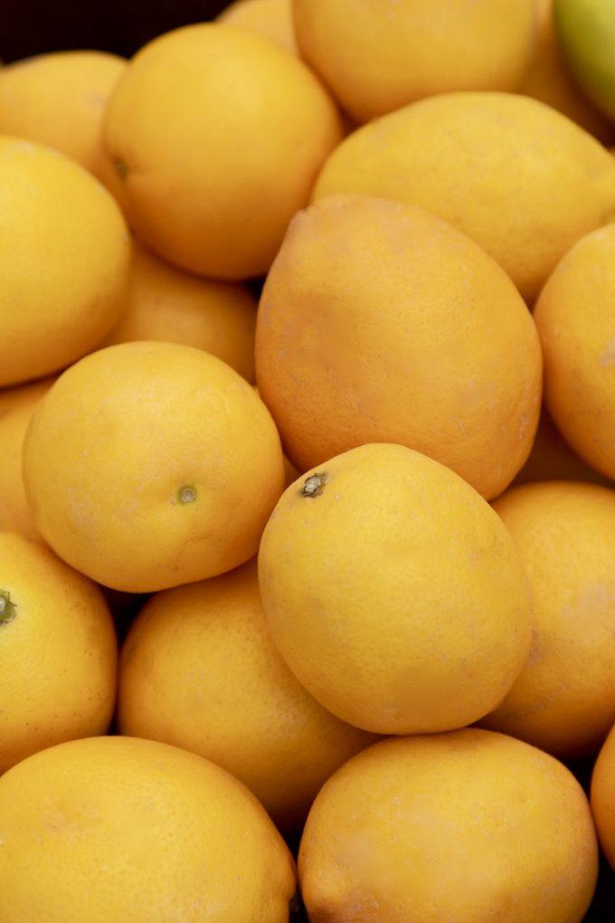 San Juan Capistrano Certified Farmers Market meyer lemons