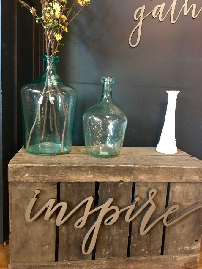 Magnolia Market At The Silos | Chip & Joanna Gaines ~ HGTV Fixer Upper shelf