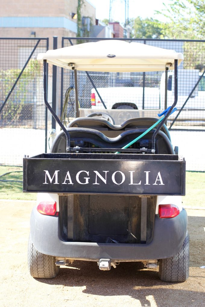 Magnolia Market At The Silos | Chip & Joanna Gaines ~ HGTV Fixer Upper golf cart