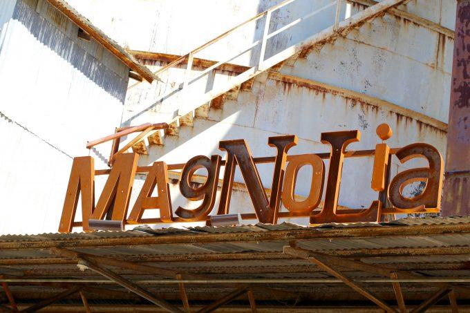 Magnolia market at the silos chip joanna gaines hgtv fixer upper magnolia sign