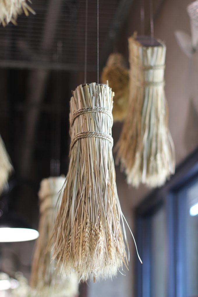 Magnolia Market At The Silos | Chip & Joanna Gaines ~ HGTV Fixer Upper brooms