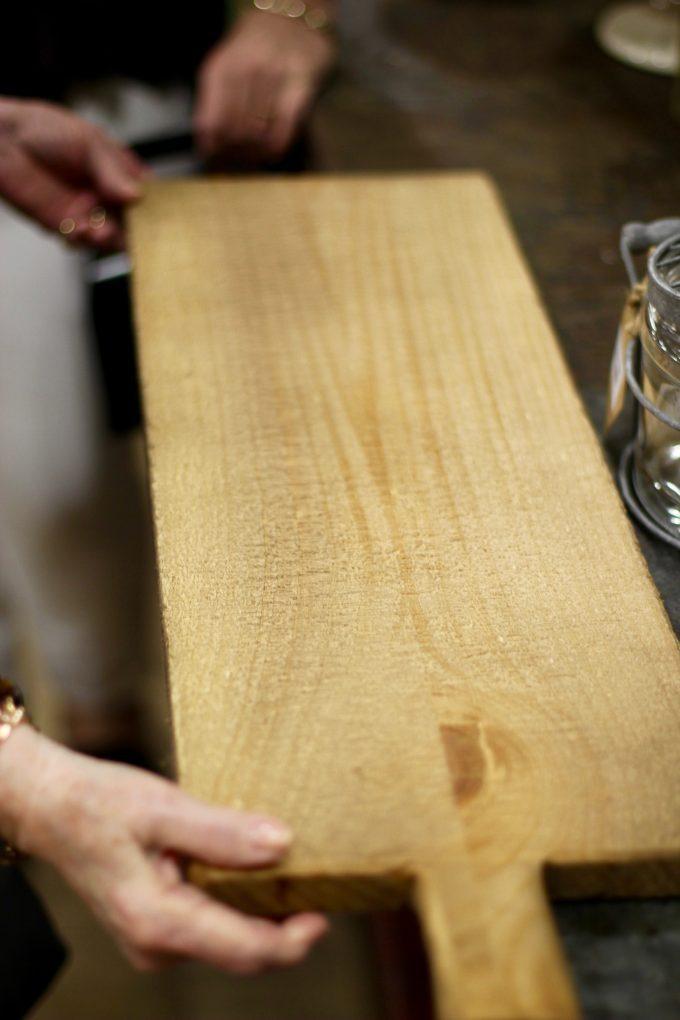 Magnolia Market At The Silos | Chip & Joanna Gaines ~ HGTV Fixer Upper cutting board