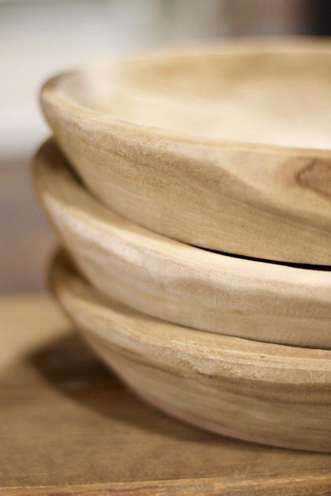 Magnolia Market At The Silos | Chip & Joanna Gaines ~ HGTV Fixer Upper bowls stacked