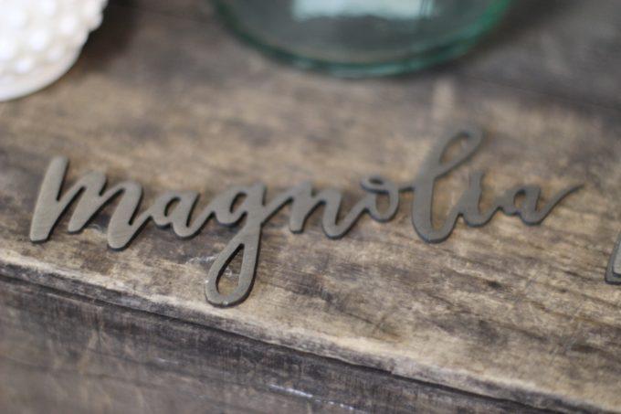 Magnolia Market At The Silos | Chip & Joanna Gaines ~ HGTV Fixer Upper sign