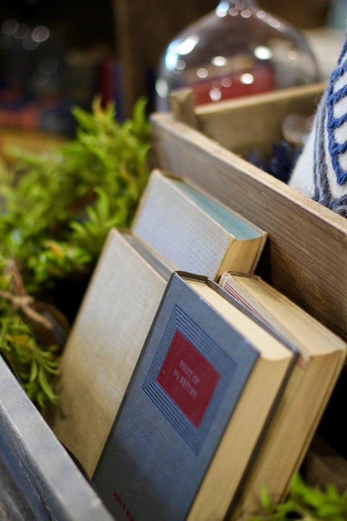 Magnolia Market At The Silos | Chip & Joanna Gaines ~ HGTV Fixer Upper old books