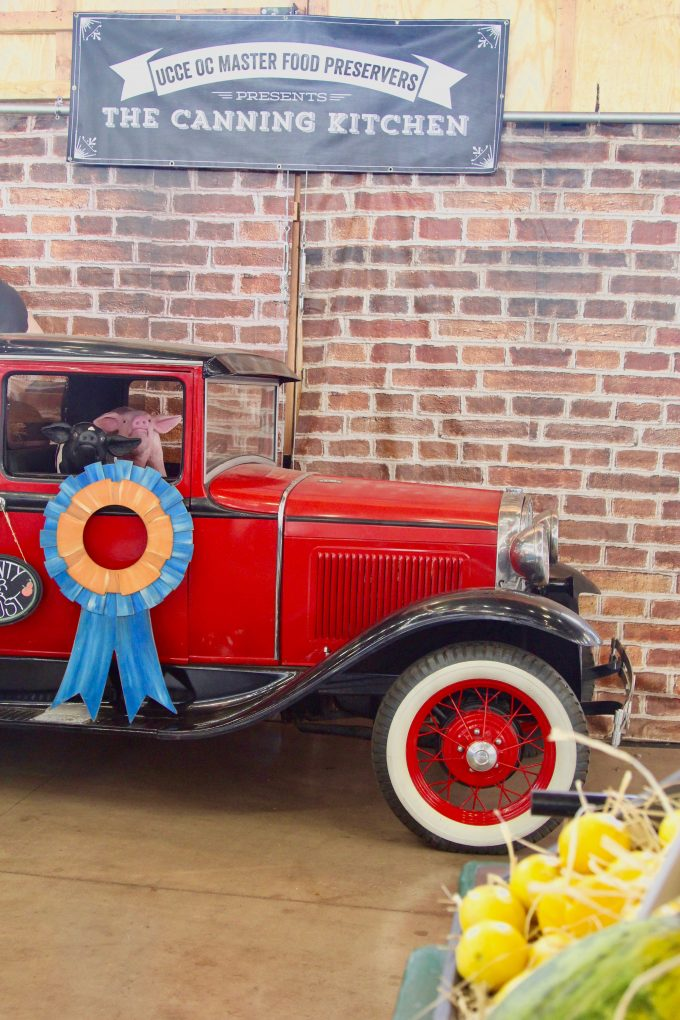 OC FAIR 2017 | Judging Cakes and Cupcakes car display