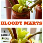 A recipe for how to make bloody mary mix