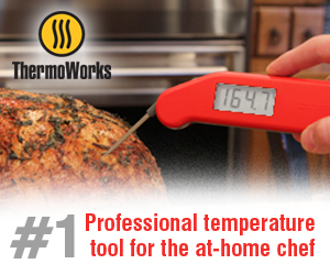 Themoworks Professional Instant Read Thermometers for the Home Chef